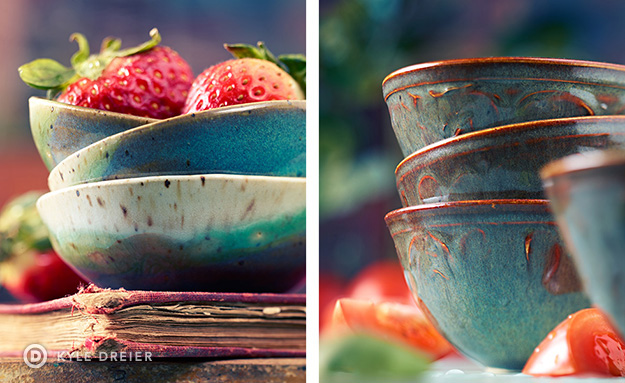Small Ceramic Bowls by Kristin Murray