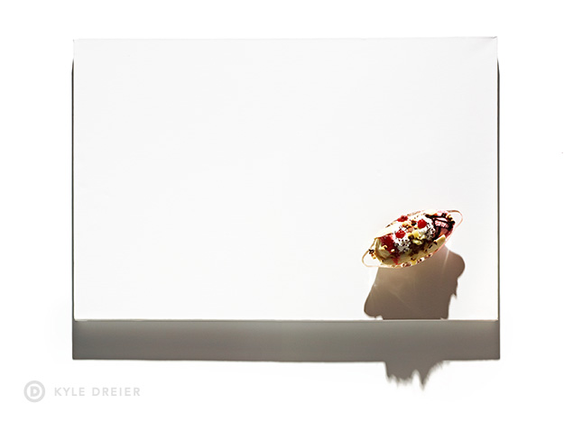Banana Split Art - Food Photography Styling - 1