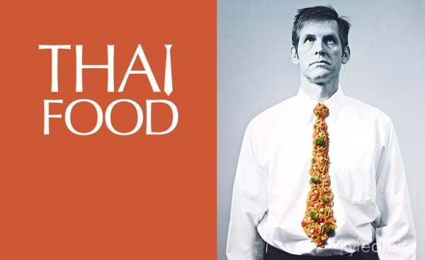 Thai Food Portrait