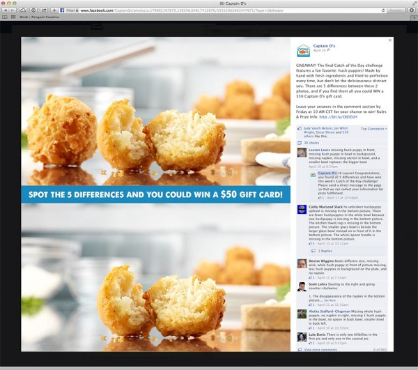 hush puppies food photography