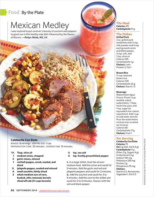 mexican medley