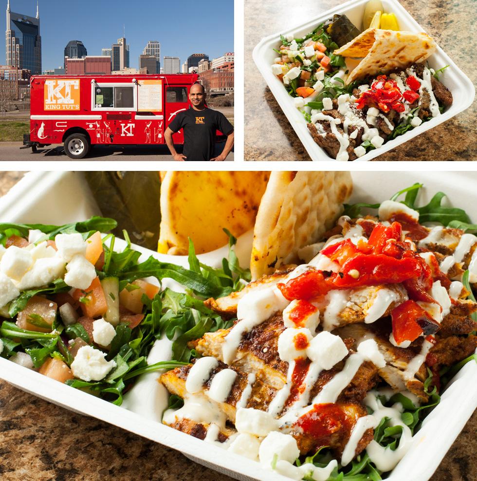 Nashville Food Truck - King Tuts