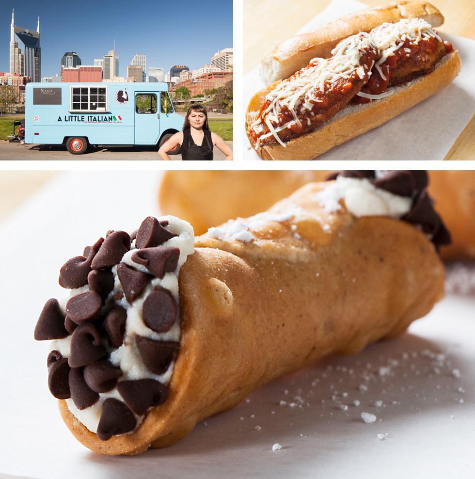 Nashville Food Truck - Little Italian