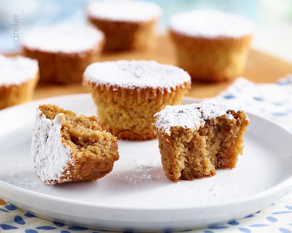 nashville tennessee tea cake - vanilla