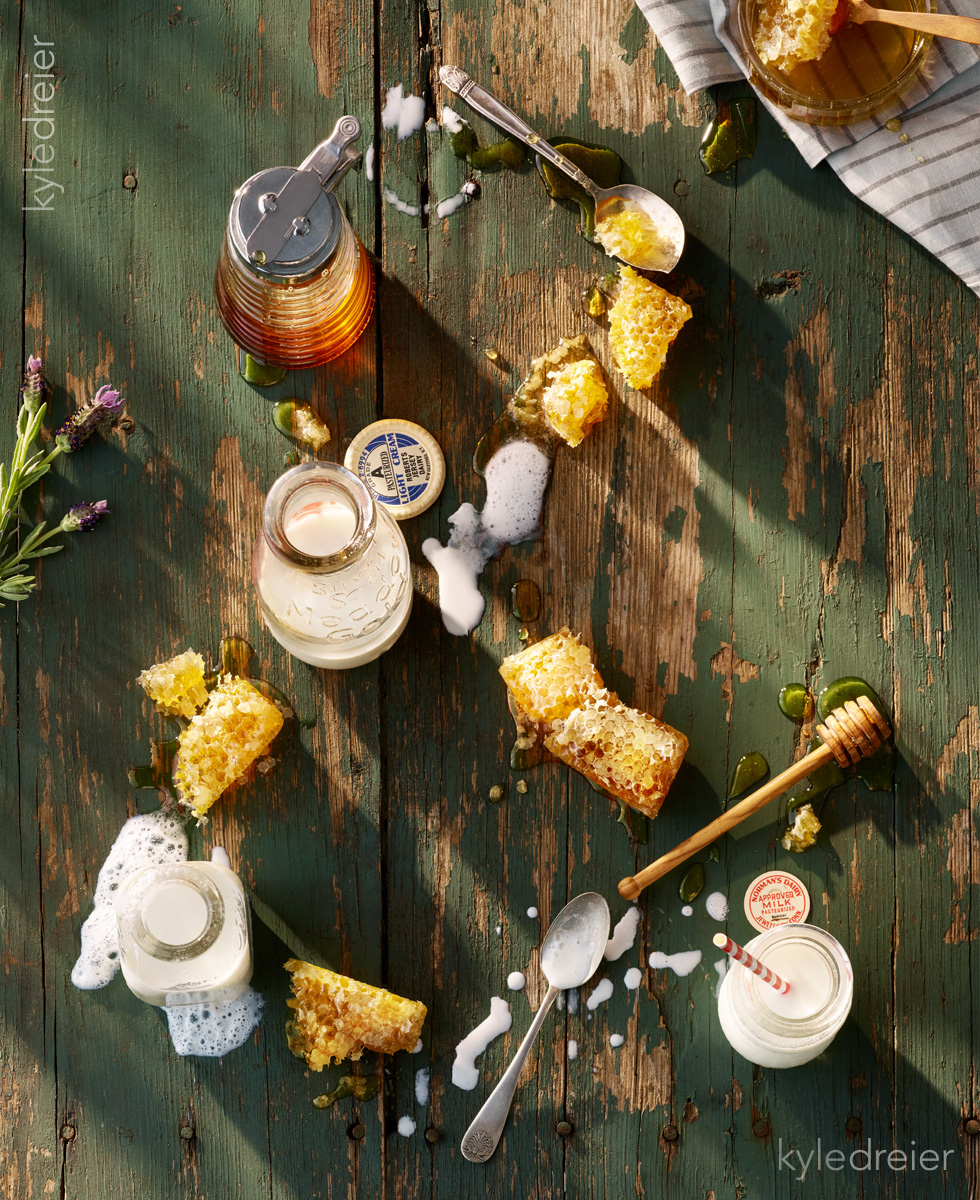 Kyle Dreier, Food and Beverage Photography
