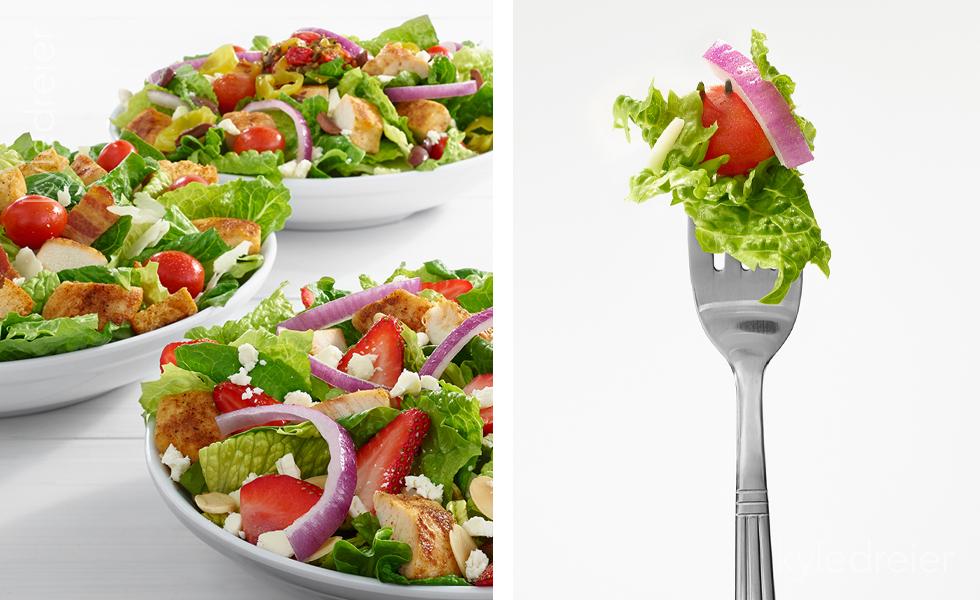 Fazoli's Salad