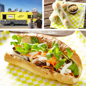 Bahn-Mi Food Truck