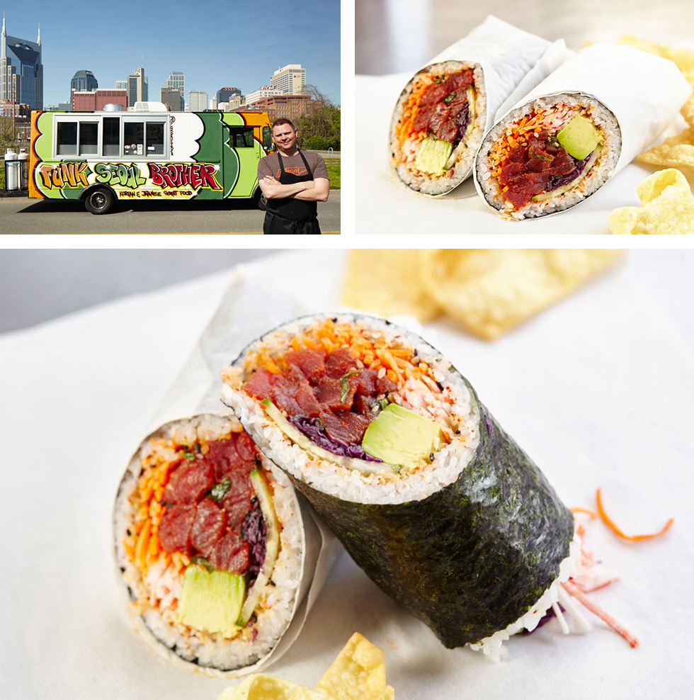 Funk Seoul Brother Food Truck