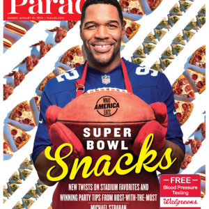 Parade Magazine Super Bowl Snacks