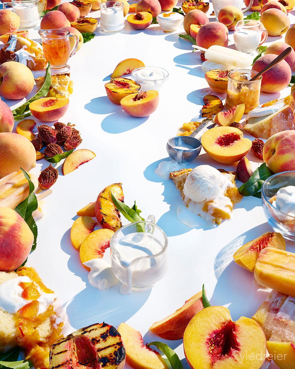 Peaches & Cream - Ampersand