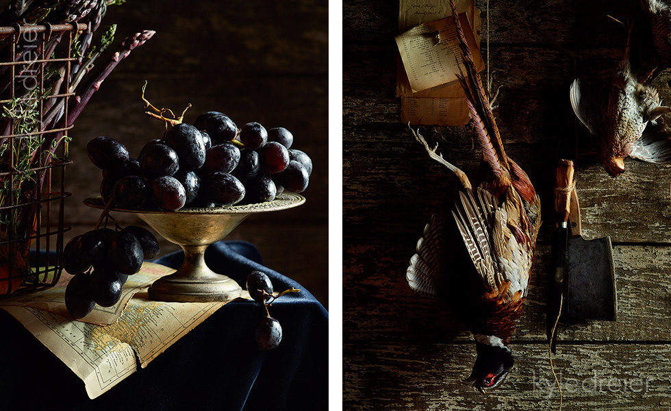 grapes-pheasant